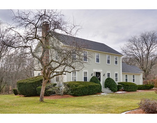 Single Family Home for Sale at 13 Foley Drive Southborough, Massachusetts 01772 United States