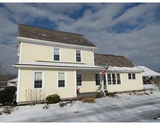 独户住宅 为 销售 在 8 Circle Drive Hatfield, 马萨诸塞州 01038 美国