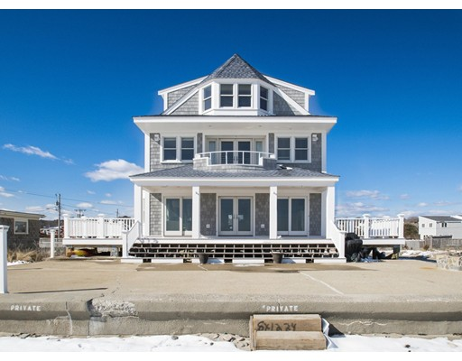 Single Family Home for Sale at 109 Humarock Bch Scituate, 02066 United States
