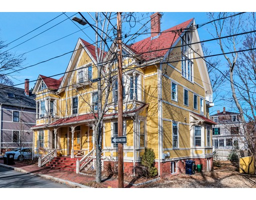 21 Lancaster Street A, Cambridge, MA 02140