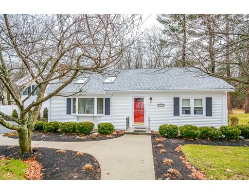 Частный односемейный дом для того Продажа на 494 Woburn Street Wilmington, Массачусетс 01887 Соединенные Штаты