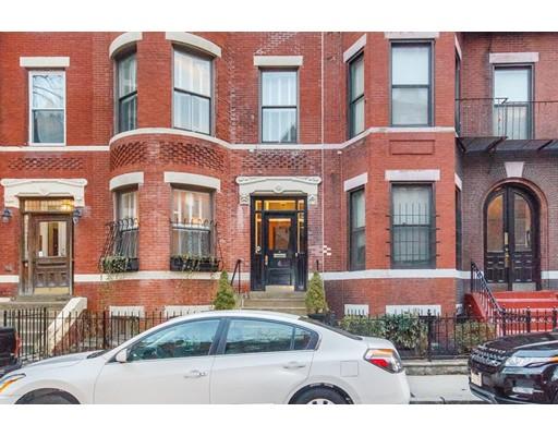 Casa Unifamiliar por un Alquiler en 8 Symphony Road Boston, Massachusetts 02115 Estados Unidos