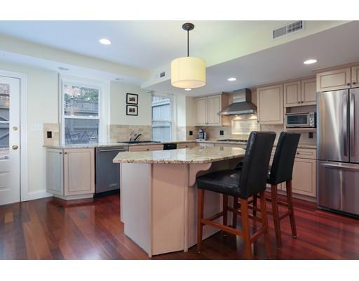 Single Family Home for Sale at 8 Cedar Street Boston, Massachusetts 02129 United States