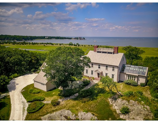 واحد منزل الأسرة للـ Sale في 24 Wood Island Road 24 Wood Island Road Scituate, Massachusetts 02066 United States