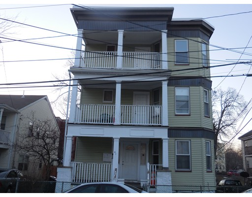 Multi-Family Home for Sale at 41 Lucerne Street Boston, Massachusetts 02124 United States