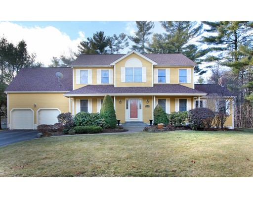 Single Family Home for Sale at 130 Rocky Knoll Drive Stoughton, Massachusetts 02072 United States