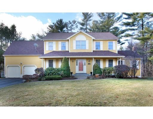 Частный односемейный дом для того Продажа на 130 Rocky Knoll Drive Stoughton, Массачусетс 02072 Соединенные Штаты