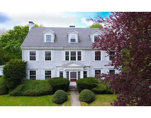 Single Family Home for Sale at 80 Fearing Road Hingham, Massachusetts 02043 United States
