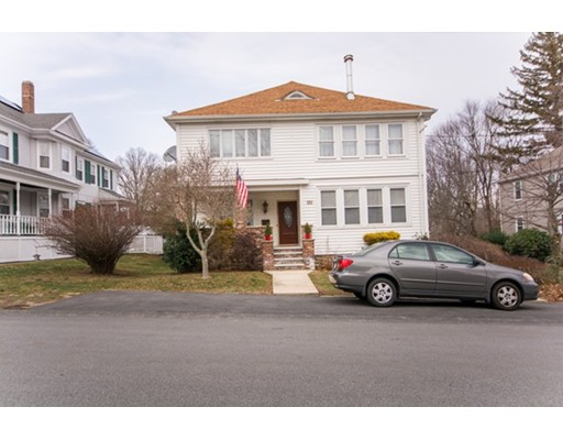 Single Family Home for Sale at 204 Centre Street Somerset, Massachusetts 02726 United States