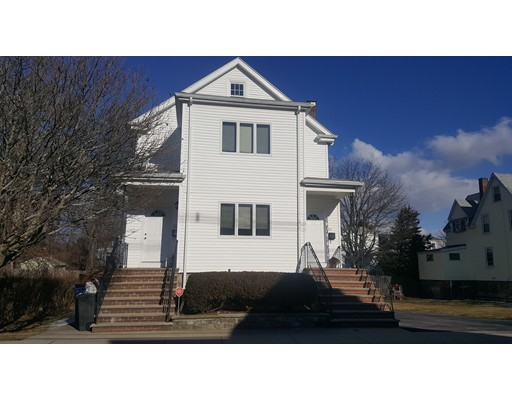 Single Family Home for Rent at 64 Desoto Road Unit 1 Boston, Massachusetts 02132 United States