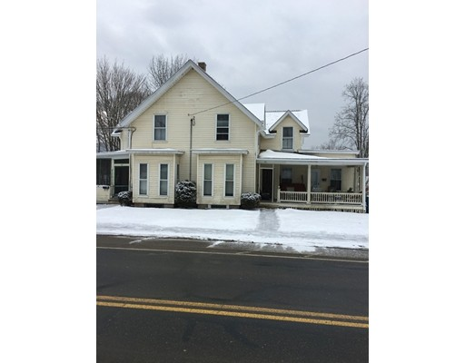 Multi-Family Home for Sale at 42 W Main Street Ware, Massachusetts 01082 United States
