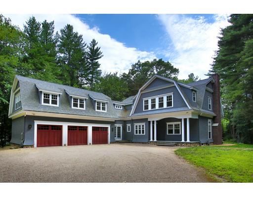 Single Family Home for Sale at 223 Glezen Lane Wayland, Massachusetts 01778 United States