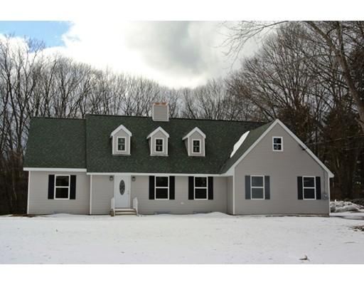 Maison unifamiliale pour l Vente à 642 Baldwinville Road Templeton, Massachusetts 01468 États-Unis