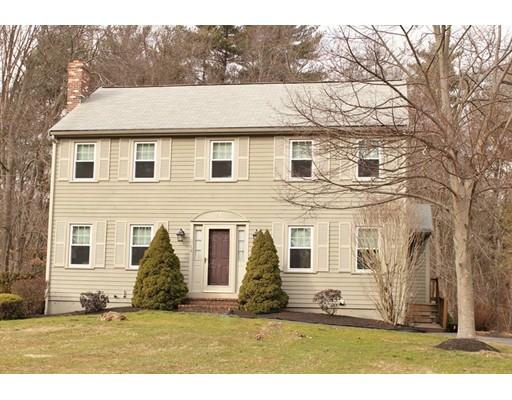 Частный односемейный дом для того Продажа на 14 Cornerstone Lane West Bridgewater, Массачусетс 02379 Соединенные Штаты