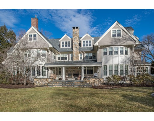 Single Family Home for Sale at 235 Highland Street Newton, Massachusetts 02465 United States