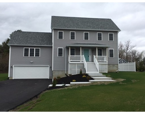 Casa Unifamiliar por un Venta en 20 Waxen Way (Lot 48) Shirley, Massachusetts 01464 Estados Unidos