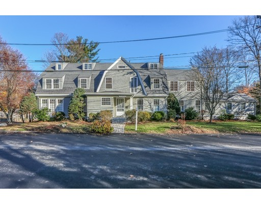 Single Family Home for Sale at 17 Lee Road Newton, Massachusetts 02467 United States