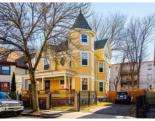 Single Family Home for Sale at 14 Streetockton Street Boston, Massachusetts 02124 United States
