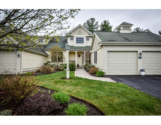 Condominium for Sale at 41 Carriage Hill Circle Southborough, Massachusetts 01772 United States