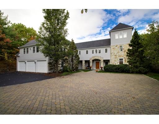 Casa Unifamiliar por un Venta en 15 LONGMEADOW DRIVE 15 LONGMEADOW DRIVE Westwood, Massachusetts 02090 Estados Unidos
