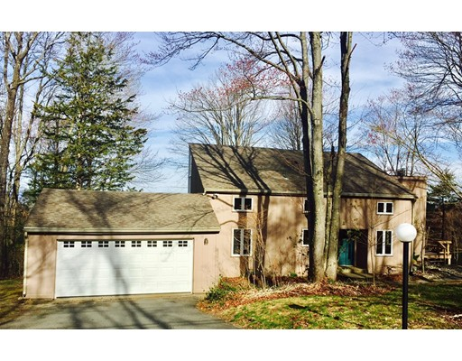 Single Family Home for Sale at 47 Arnold Road Pelham, Massachusetts 01002 United States