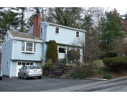 Single Family Home for Sale at 33 Wallace Road Wayland, Massachusetts 01778 United States