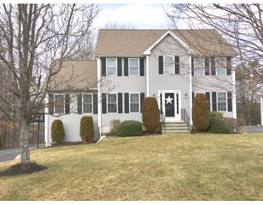 Single Family Home for Sale at 37 Mary Jane Road Franklin, Massachusetts 02038 United States