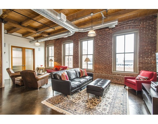 Additional photo for property listing at 35 Channel Center Street  Boston, Massachusetts 02210 United States