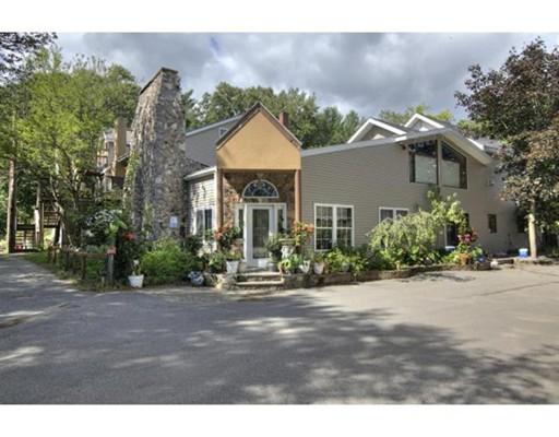 Maison unifamiliale pour l Vente à 6 Marsh Hampton Falls, New Hampshire 03844 États-Unis