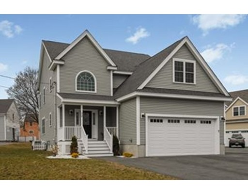 Single Family Home for Sale at 32 Pulaski Street Peabody, Massachusetts 01960 United States