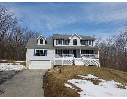 Single Family Home for Sale at 152 Old Worcester Road Charlton, Massachusetts 01507 United States