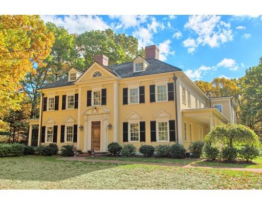 Maison unifamiliale pour l Vente à 75 Oxbow Road Concord, Massachusetts 01742 États-Unis