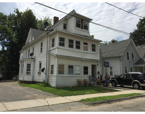 Multi-Family Home for Sale at 29 Emerson Street Chicopee, 01013 United States
