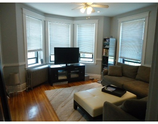 Single Family Home for Rent at 60 Queensberry Street Boston, Massachusetts 02215 United States