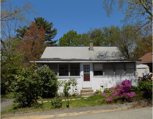 Single Family Home for Sale at 17 Lake Shore Drive Wales, Massachusetts 01081 United States