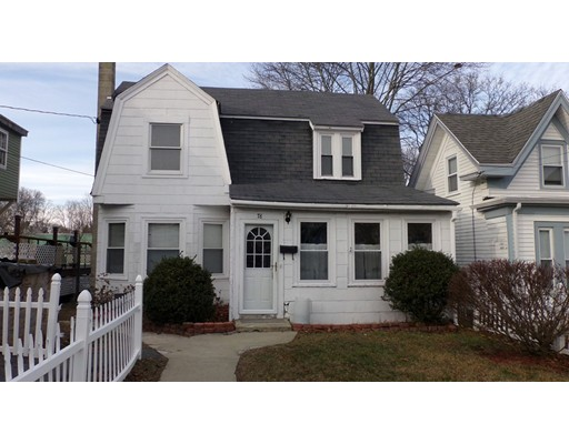 Single Family Home for Sale at 78 Vernon Street Rockland, Massachusetts 02370 United States