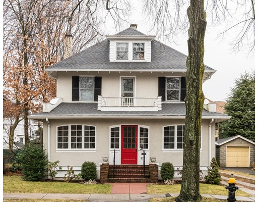 Single Family Home for Sale at 87 Prince Street Boston, Massachusetts 02130 United States