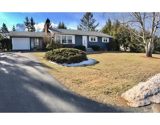 Single Family Home for Sale at 8 Burtenmar Circle Paxton, Massachusetts 01612 United States
