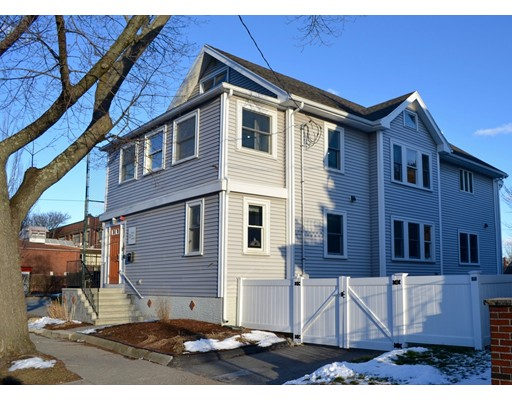 Multi-Family Home for Sale at 19 Foster Street Arlington, Massachusetts 02454 United States
