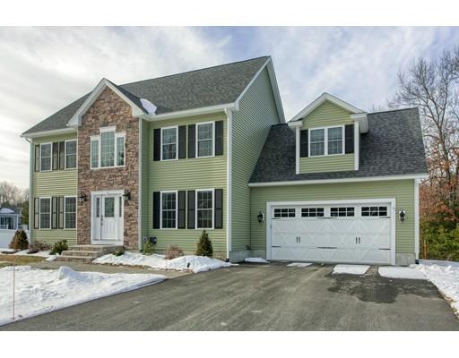 Частный односемейный дом для того Продажа на 33 Bacon Street Pepperell, Массачусетс 01463 Соединенные Штаты