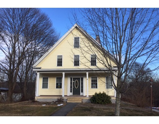 Single Family Home for Sale at 142 Worcester street Grafton, Massachusetts 01536 United States