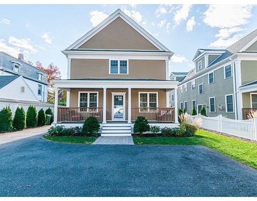 Condominium for Sale at 63 Boyd Street Watertown, Massachusetts 02472 United States