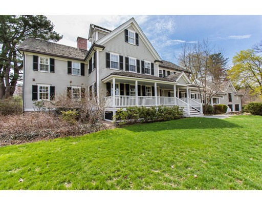 Single Family Home for Sale at 62 Streetrawberry Hill Street 62 Streetrawberry Hill Street Dover, Massachusetts 02030 United States