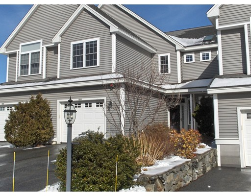 Condominio por un Venta en 806 Ledgewood Way Clinton, Massachusetts 01510 Estados Unidos