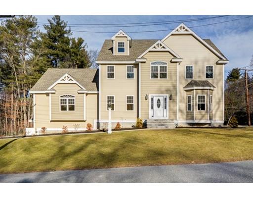 独户住宅 为 销售 在 1 Partridge Lane Burlington, 马萨诸塞州 01803 美国
