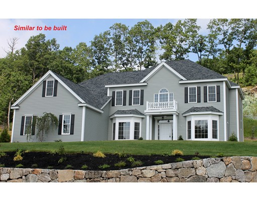 واحد منزل الأسرة للـ Sale في 63 Hiawatha Trail Holliston, Massachusetts 01746 United States