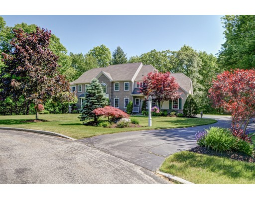 Single Family Home for Sale at 6 Harvest Way Westborough, Massachusetts 01581 United States
