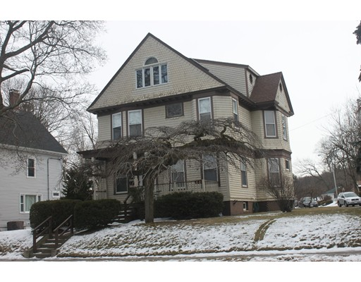 Single Family Home for Rent at 146 June Street Worcester, Massachusetts 01602 United States