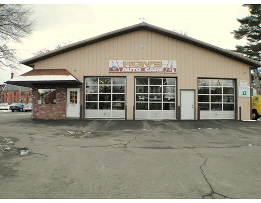 Commercial for Sale at 150 Suffolk Street 150 Suffolk Street Holyoke, Massachusetts 01040 United States