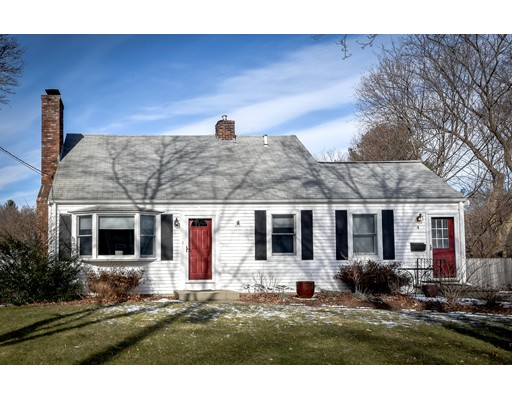 Single Family Home for Sale at 4 Drury Lane Natick, Massachusetts 01760 United States